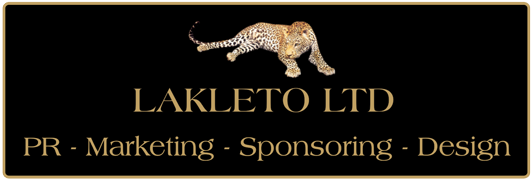 Welcome to Lakleto LTD - PR - Marketing - Sponsoring - Design